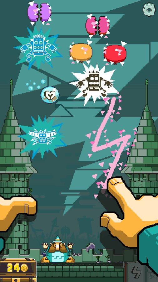 魔法触摸:雇佣巫师截图