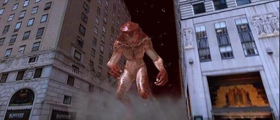 怪兽袭城截图