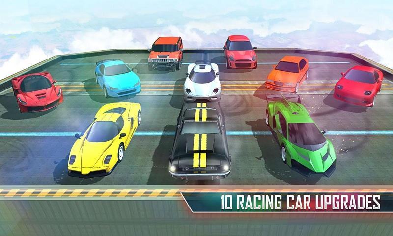 不可思议的赛车游戏