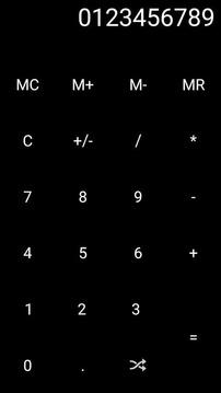 ApentalCalc简单计算器