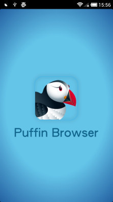 Puffin浏览器截图