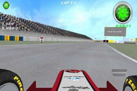 超速轨道赛截图