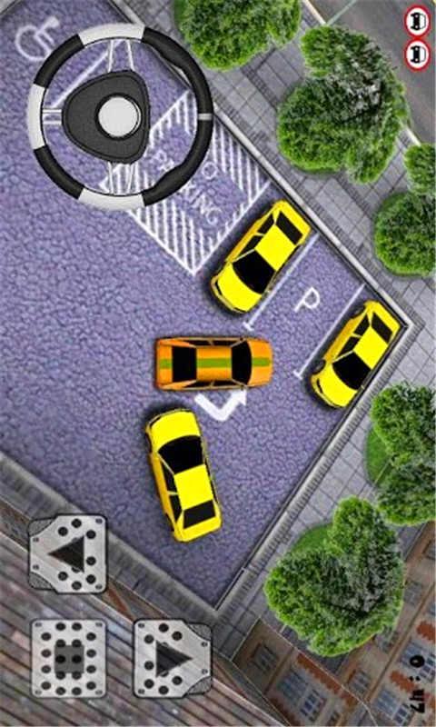 停车驾驶3D
