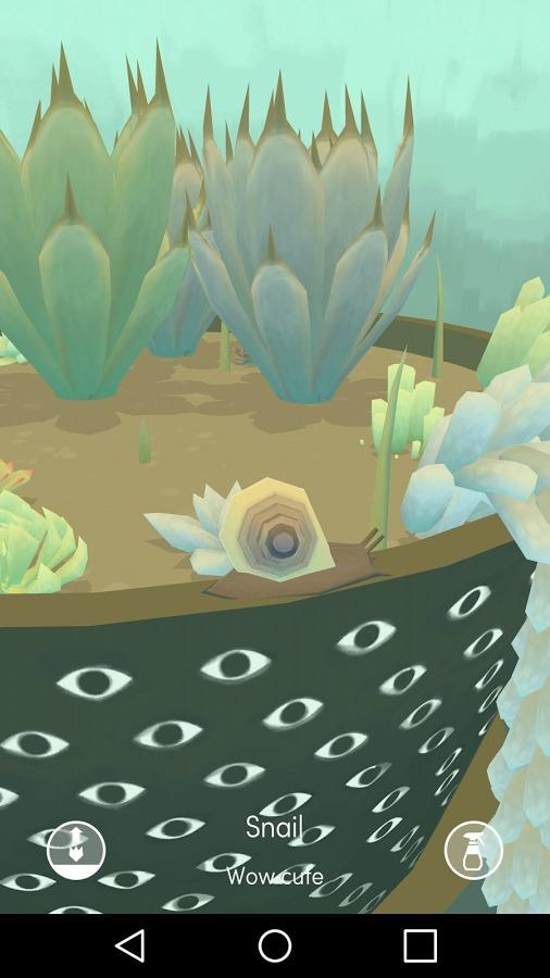 电子盆栽截图