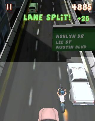 街头狂飙截图