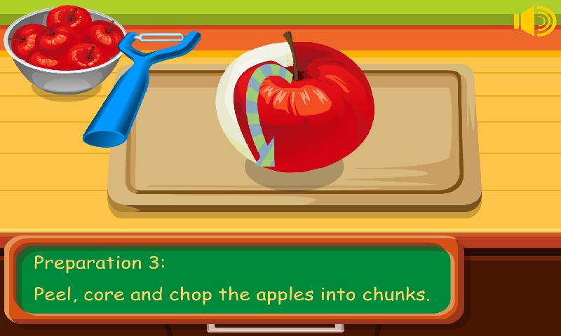 自治苹果酱截图