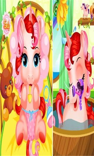 小马变发型分享展示图片