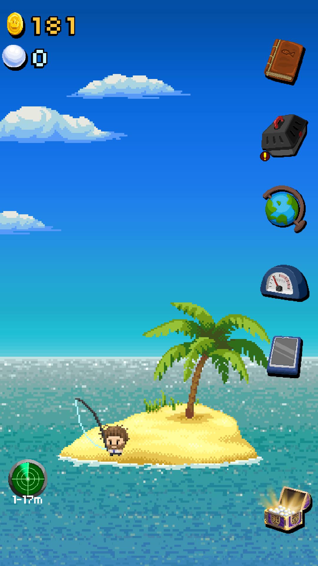 沙漠荒岛钓鱼乐截图