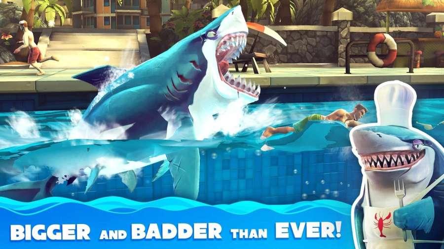 饥饿鲨鱼世界截图