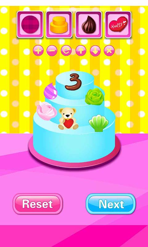 完美做蛋糕
