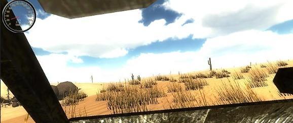 沙漠越野赛车截图