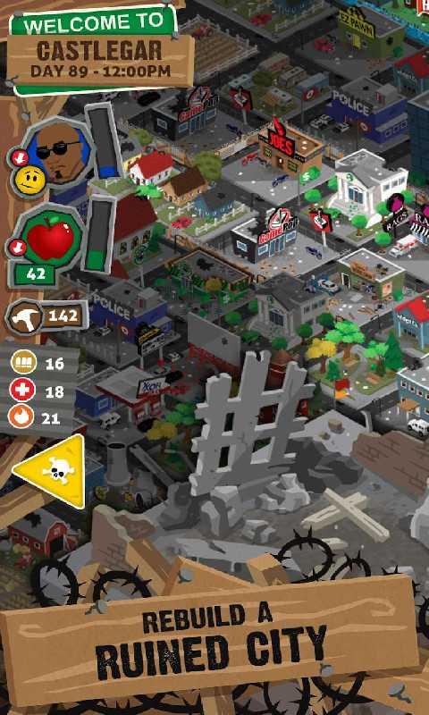 重建城市大陆