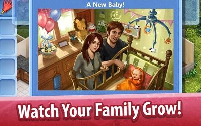模拟家庭截图