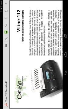 VLine Mobile Print
