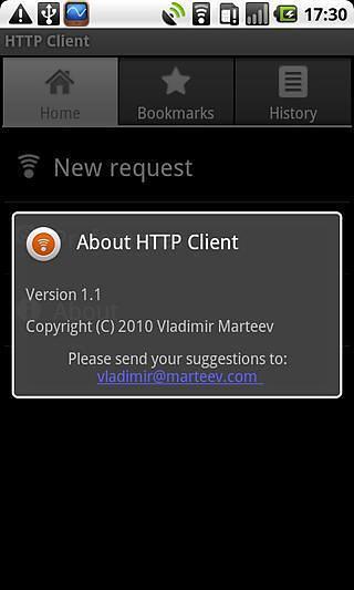 HTTP客户端