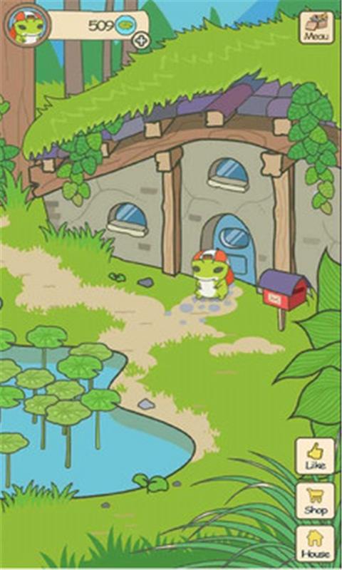 青蛙环球之旅截图