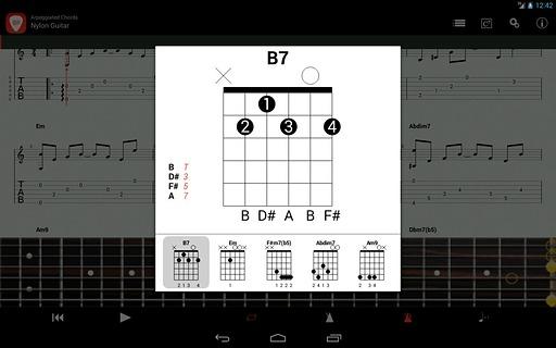 吉他演奏家 专业版截图