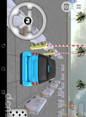 停车场3D:跑车截图