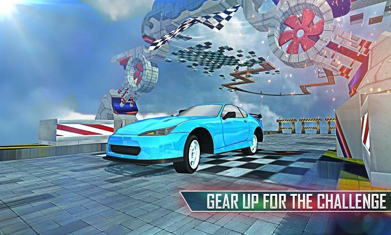 不可思议的赛车游戏截图