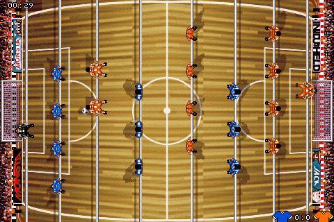 桌上足球截图
