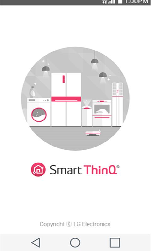 Smart ThinQ截图