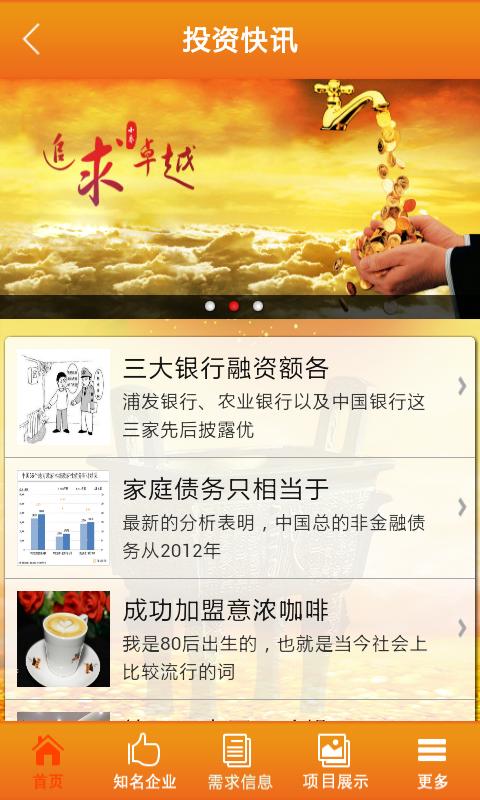 中国投资网截图