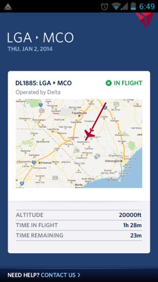 Fly Delta截图