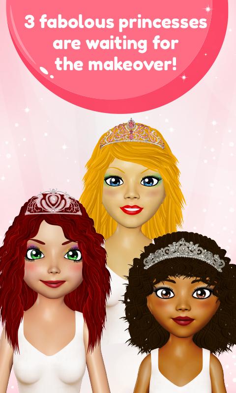 公主美发与化妆沙龙截图