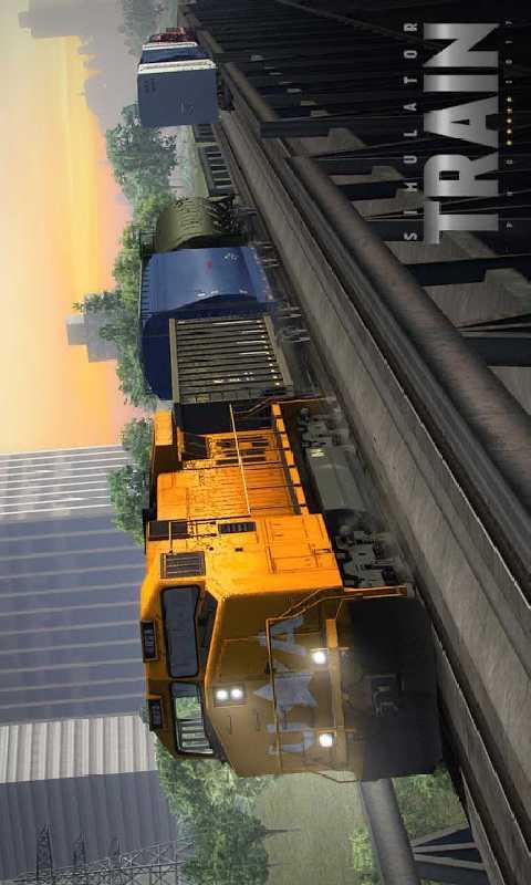 火车模拟专业版2018截图