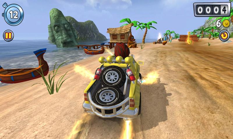 闪电沙滩车截图