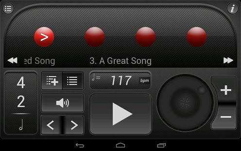 Metronome: Tempo 节拍器