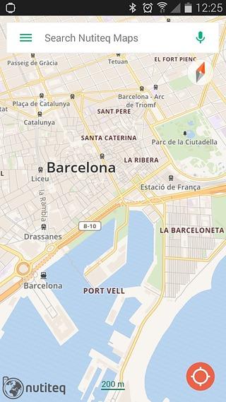 3d离线地图图片