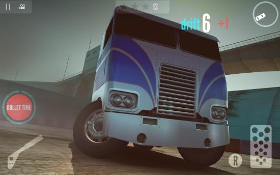 漂移地带:卡车 无限金币版截图