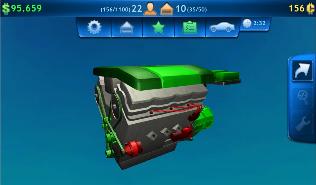 汽车技工模拟器 2014