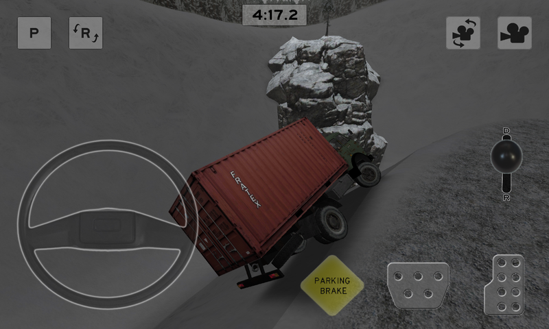死亡道路:卡车司机截图