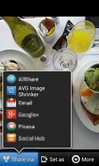 AVG图片压缩