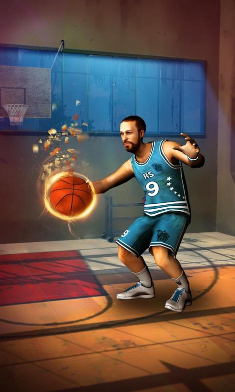 2017篮球赛截图