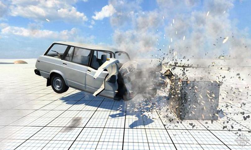 真实汽车模拟驾驶2018截图