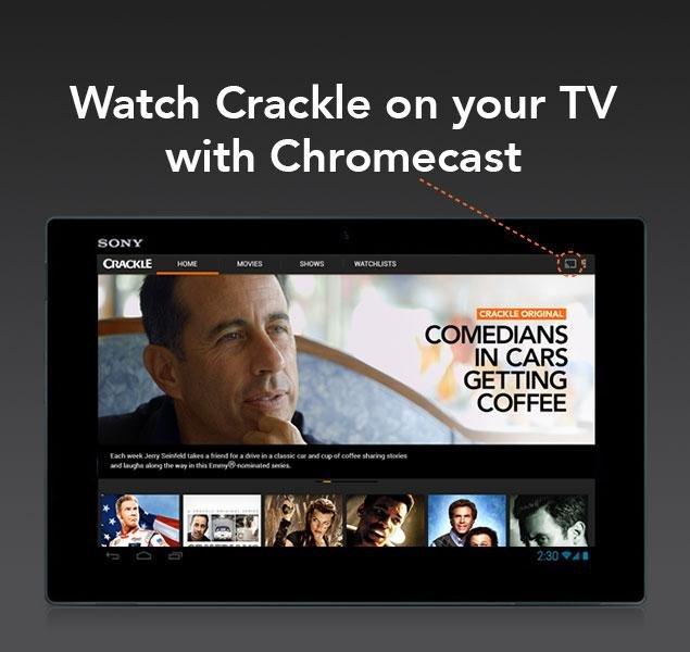 Crackle电影电视