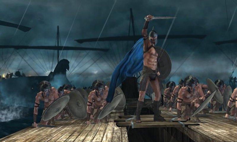 300勇士:帝国崛起截图