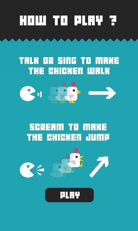 八分音符-小鸡尖叫