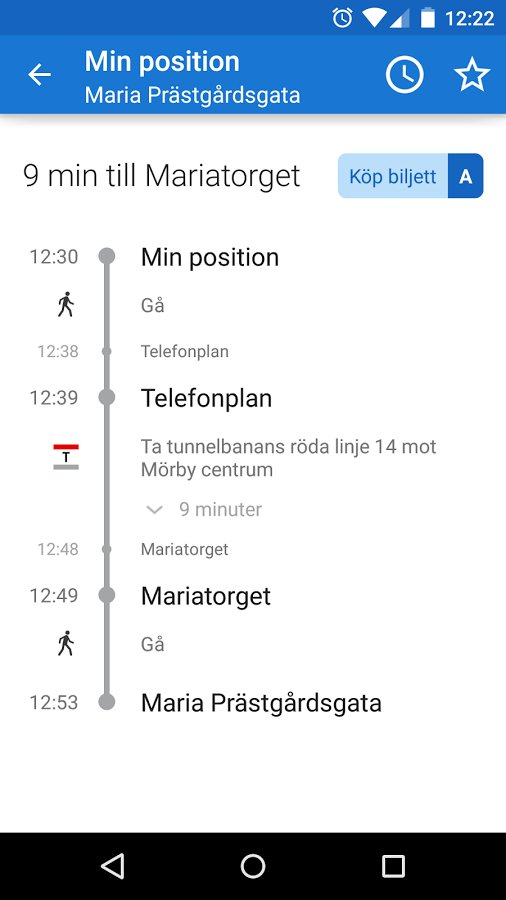 斯德哥尔摩旅行