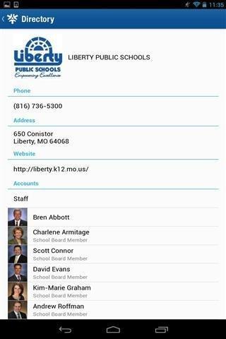 自由公立学校