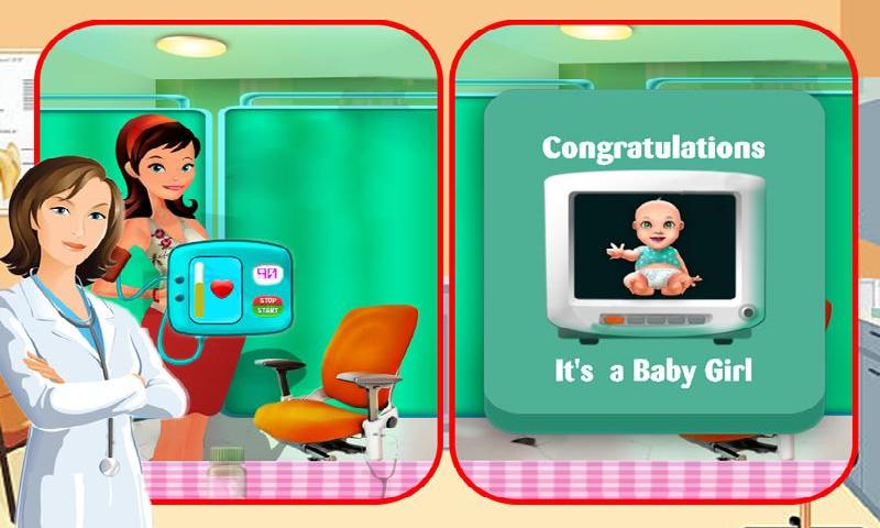 怀孕模拟器截图