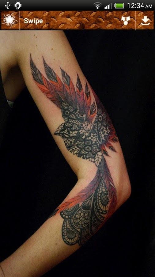 浏览最大的集纹身设计(人数近2万).