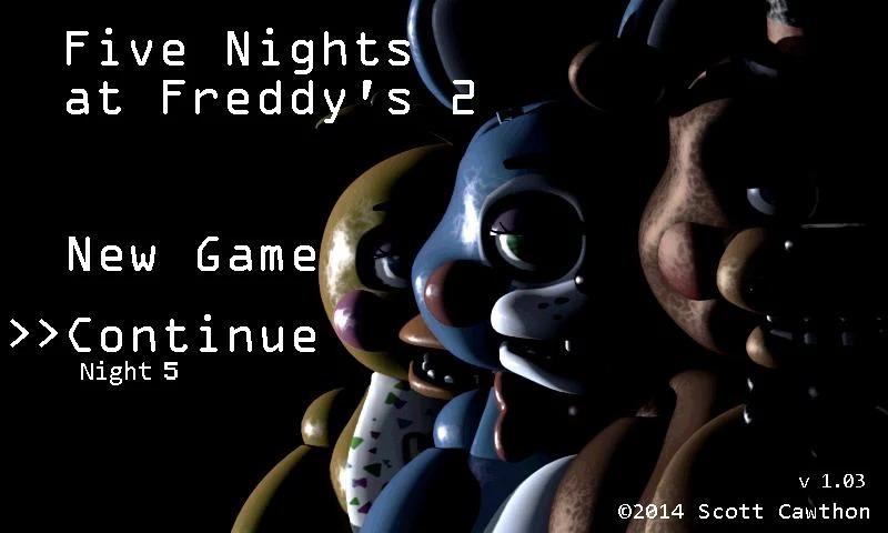 玩具熊的五夜后宫2截图