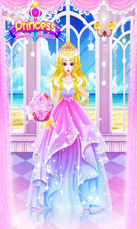 公主甜心沙龙截图