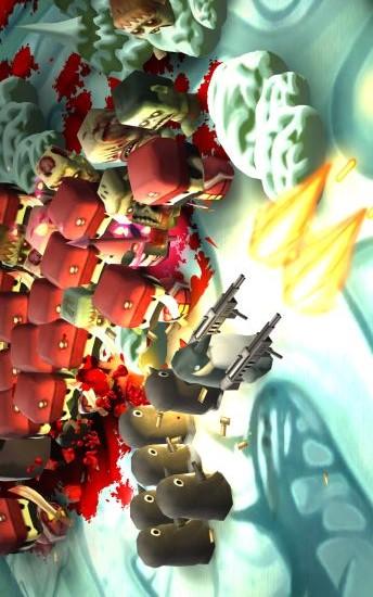 怪物大战野猪男2:僵尸 内购破解版截图