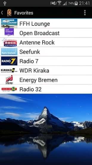RadioRec+截图
