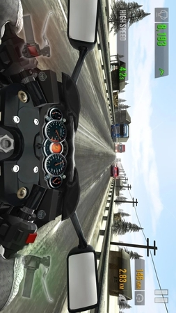 公路骑手 无限金币版截图
